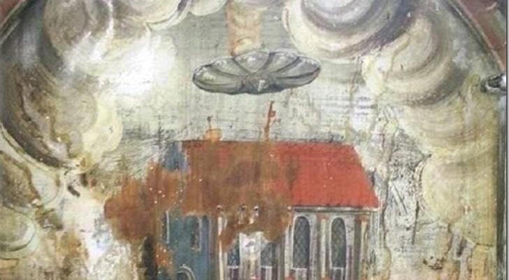 OVNIs en el arte (VIII)